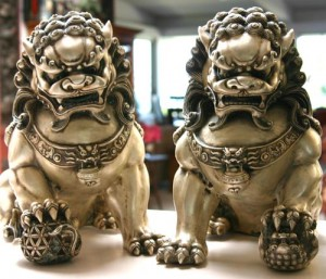 Chinese Fu Dogs