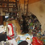 House Clearance In Farnham, Surrey GU9, Clearing A Hoarded House