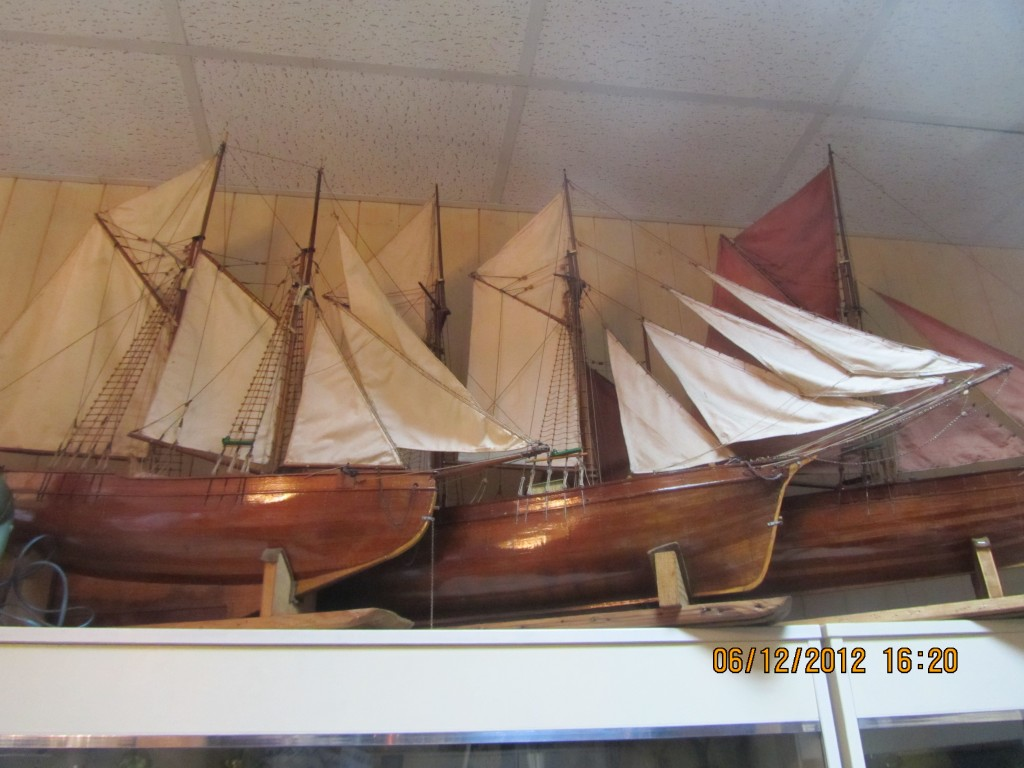 Model Ships In Mayfair Probate Valuation