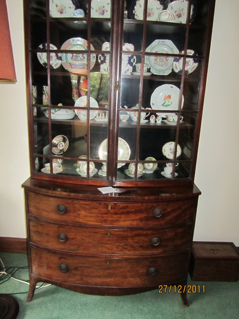 Photo of Georgian Cabinet in Reading Probate Valuation