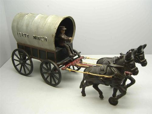 Pikes Peak Toy Wagon Kenton Ohio In Northolt Probate Valuation