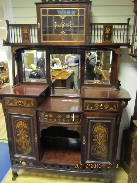 Photo of Shapland & Petter Sideboard