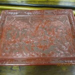 RICS Probate Valuation Walllington, London SM6 – Probate Valuers List 19th Century Chinese Lacquer Tray