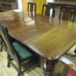 RICS Probate Valuation Wimbledon, London SW19 Probate Valuers List A Victorian Mahogany Dining Table