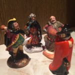 Royal Doulton Character Figures By Peggy Davis Turn Up In Lingfield Probate Valuation