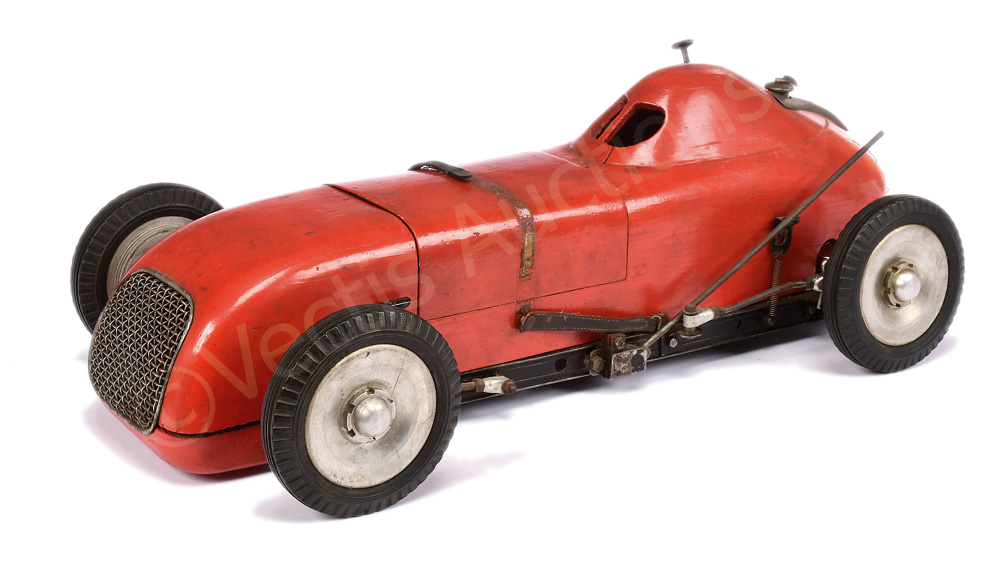 Vintage Toy Valuation for Probate - Avery Associates