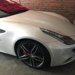 Ferrari FF Under Wraps – The Perks Of Being A Valuer