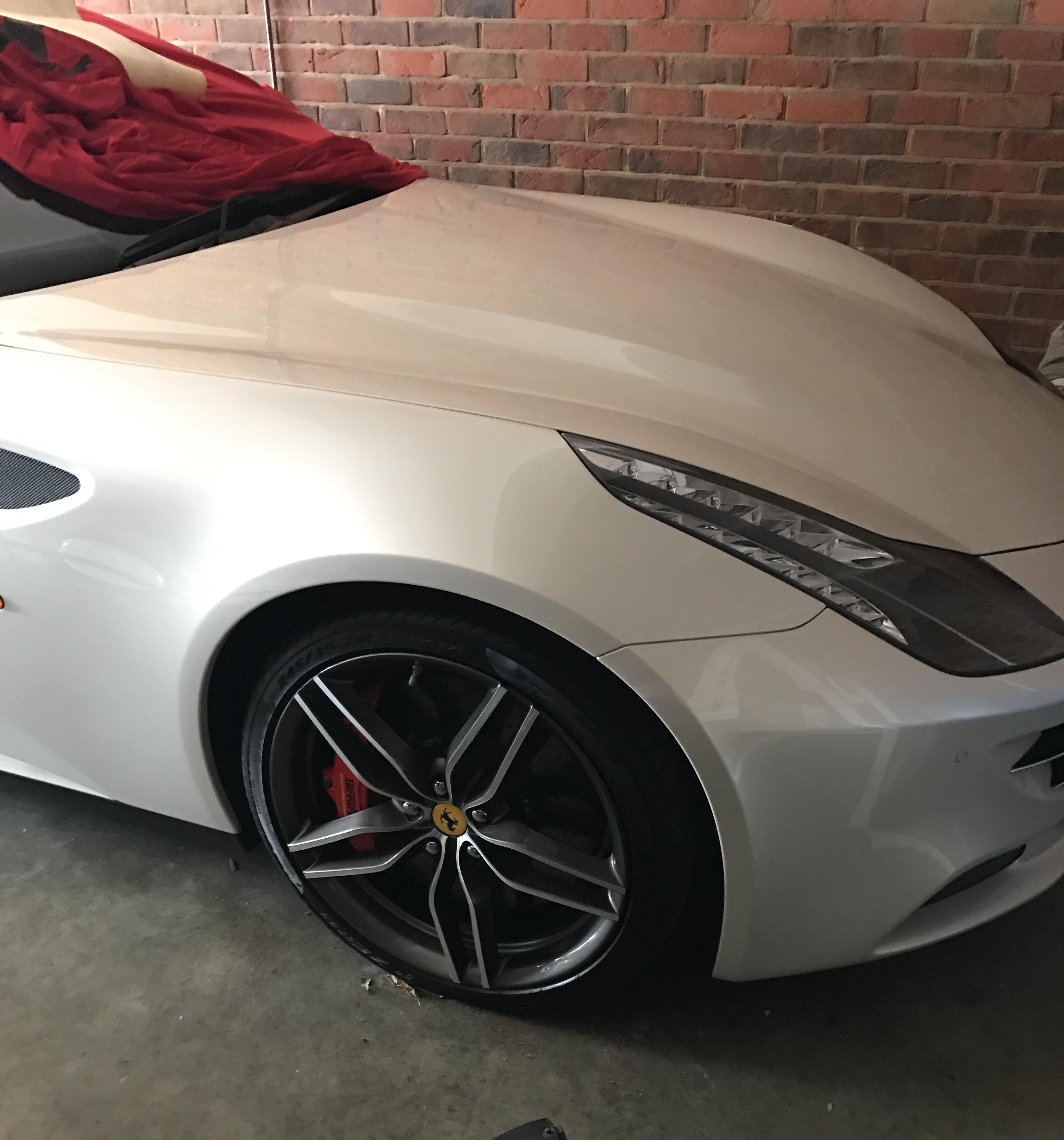 Ferrari Probate Valuation