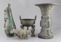 Chinese Bronze Collection