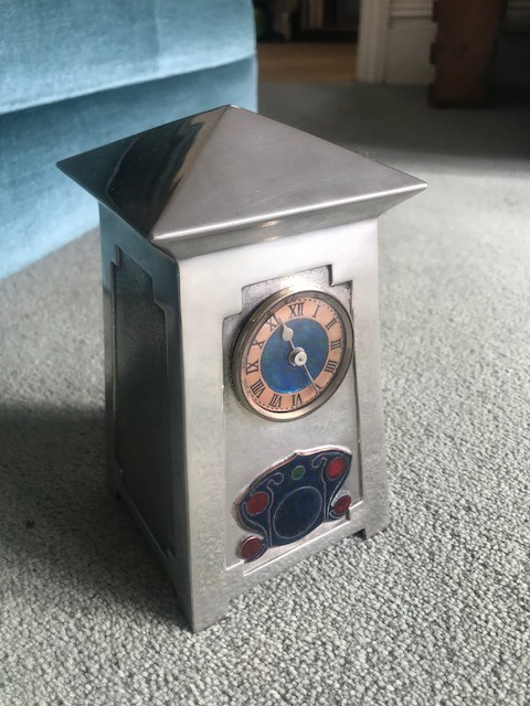 Archibold Knox Clock