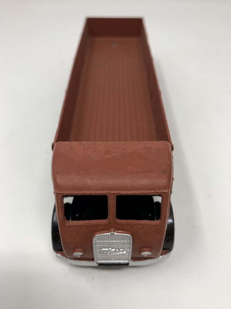 Dinky Foden Fatbed Truck