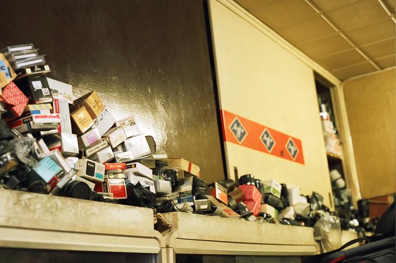 compulsive hoarders house